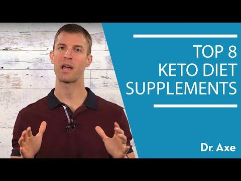 Top 8 Keto Diet Supplements | Dr. Josh Axe