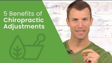 5 Benefits of Chiropractic Adjustments | Dr. Josh Axe