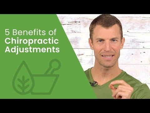 5 Benefits of Chiropractic Adjustments | Dr. Josh Axe
