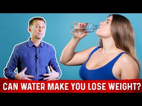 Can Drinking More Water Help You Lose Weight?