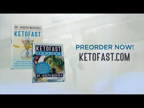 Take Your Health to the Next Level With 'KetoFast,' Dr. Mercola's Latest Book
