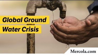 Global Ground Water Crisis