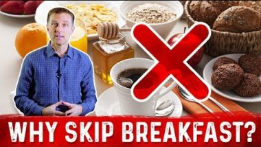 3 Important Reasons to SKIP Breakfast