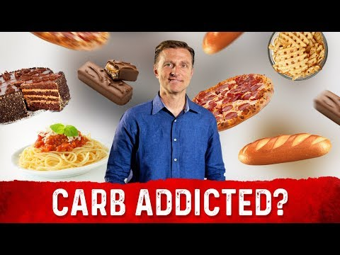 Break the Carbohydrate Addiction Habit and Increase Your Willpower Now