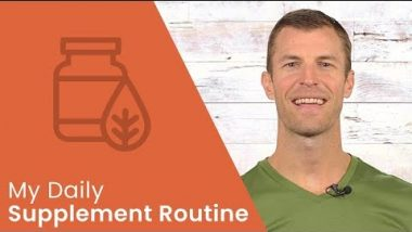My Daily Supplement Routine | Dr. Josh Axe