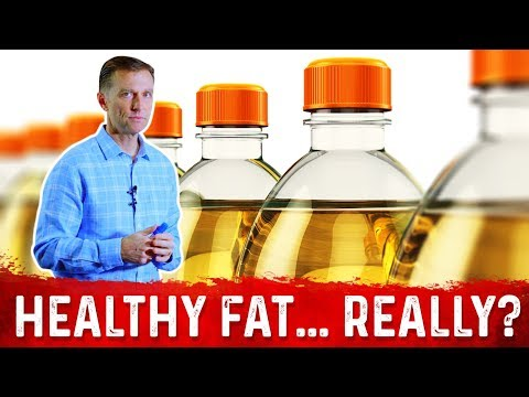 """The """"So-Called"""" Healthy Fat Dr. Berg Avoids"""