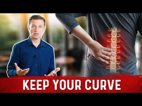 Sitting Kills Your Low Back Curve / Do This Daily...