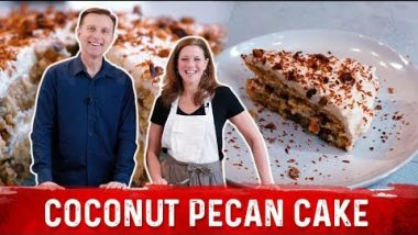 Keto Coconut Pecan Cake: You CAN Have Your Cake and Eat it Too!