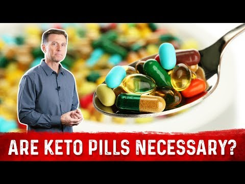 Don't Take a Keto Pill Until You Watch This